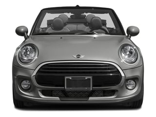 2017 MINI Convertible Pictures Convertible Convertible 2D I3 Turbo photos front view