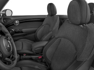 2017 MINI Convertible Pictures Convertible Convertible 2D I3 Turbo photos front seat interior