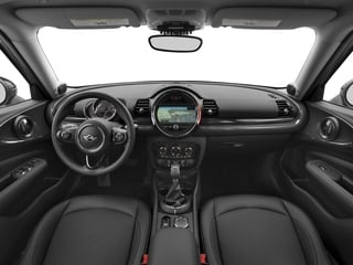 2017 MINI Clubman Pictures Clubman Wagon 4D Clubman I3 Turbo photos full dashboard