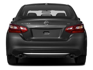 2017 Nissan Altima Pictures Altima Sedan 4D SL V6 photos rear view
