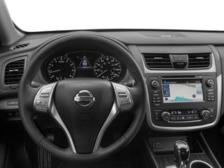2017 Nissan Altima Pictures Altima Sedan 4D SL V6 photos driver's dashboard