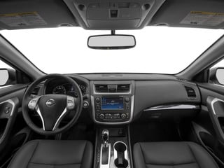 2017 Nissan Altima Pictures Altima Sedan 4D SL V6 photos full dashboard