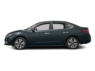 2017 Nissan Sentra Pictures Sentra Sedan 4D SL I4 photos side view