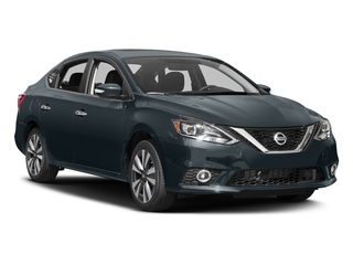 2017 Nissan Sentra Pictures Sentra Sedan 4D SL I4 photos side front view