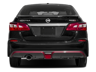 2017 Nissan Sentra Pictures Sentra Sedan 4D NISMO I4 Turbo photos rear view