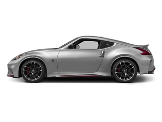 2017 Nissan 370Z Pictures 370Z Coupe 2D NISMO Tech V6 photos side view