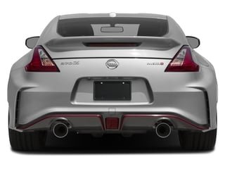2017 Nissan 370Z Pictures 370Z Coupe 2D NISMO Tech V6 photos rear view