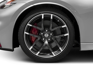 2017 Nissan 370Z Pictures 370Z Coupe 2D NISMO Tech V6 photos wheel