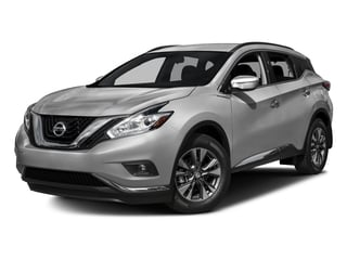 2017 Nissan Murano Pictures Murano Utility 4D SV AWD V6 photos side front view