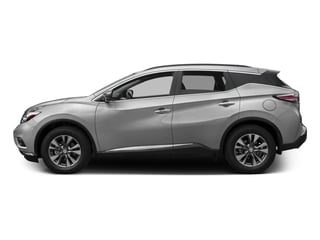 2017 Nissan Murano Pictures Murano Utility 4D SV 2WD V6 photos side view