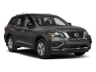 2017 Nissan Pathfinder Pictures Pathfinder Utility 4D S 2WD V6 photos side front view
