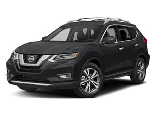 2017 Nissan Rogue Pictures Rogue Utility 4D SL AWD I4 photos side front view
