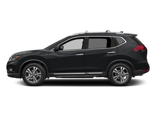 2017 Nissan Rogue Pictures Rogue Utility 4D SL AWD I4 photos side view