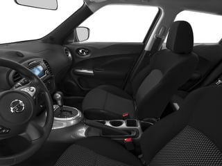 2017 Nissan JUKE Pictures JUKE Utility 4D S 2WD I4 Turbo photos front seat interior