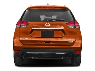 2017 Nissan Rogue Pictures Rogue Utility 4D SL 2WD I4 Hybrid photos rear view