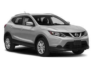 2017 Nissan Rogue Sport Pictures Rogue Sport Utility 4D SV AWD photos side front view