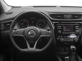 2017 Nissan Rogue Sport Pictures Rogue Sport Utility 4D SV AWD photos driver's dashboard