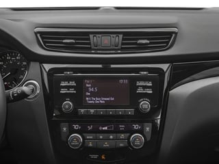 2017 Nissan Rogue Sport Pictures Rogue Sport Utility 4D S 2WD photos stereo system