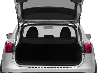 2017 Nissan Rogue Sport Pictures Rogue Sport Utility 4D S 2WD photos open trunk