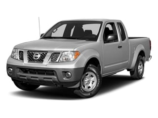 2017 Nissan Frontier Pictures Frontier King Cab S 2WD photos side front view