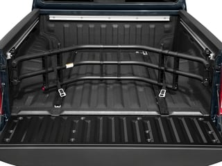 2017 Nissan Frontier Pictures Frontier King Cab SV 2WD photos open trunk