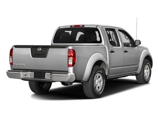 2017 Nissan Frontier Pictures Frontier Crew Cab S 4WD photos side rear view
