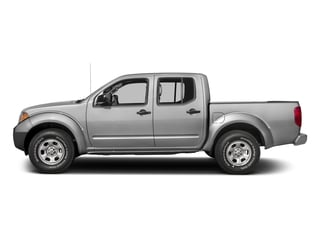 2017 Nissan Frontier Pictures Frontier Crew Cab S 4WD photos side view