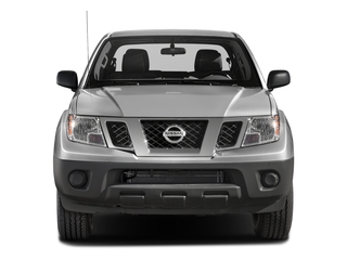 2017 Nissan Frontier Pictures Frontier Crew Cab S 4WD photos front view