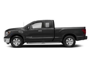 2017 Nissan Titan Pictures Titan King Cab SV 2WD photos side view