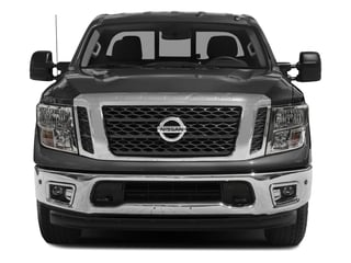 2017 Nissan Titan Pictures Titan King Cab SV 2WD photos front view