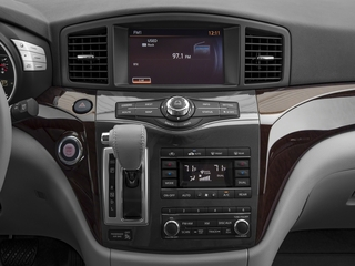 2017 Nissan Quest Pictures Quest Wagon 5D SL V6 photos stereo system