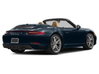 2017 Porsche 911 Pictures 911 Cabriolet 2D 4 GTS AWD H6 photos side rear view