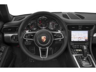 2017 Porsche 911 Pictures 911 Cabriolet 2D 4 GTS AWD H6 photos driver's dashboard