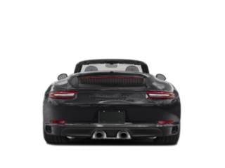 2017 Porsche 911 Pictures 911 Cabriolet 2D 4 GTS AWD H6 photos rear view