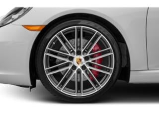 2017 Porsche 911 Pictures 911 Cabriolet 2D 4 GTS AWD H6 photos wheel