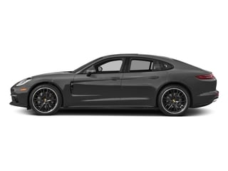 2017 Porsche Panamera Pictures Panamera Hatchback 4D 4 AWD V6 Turbo photos side view