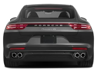 2017 Porsche Panamera Pictures Panamera Hatchback 4D 4 AWD V6 Turbo photos rear view