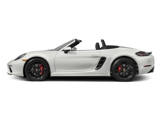 2017 Porsche 718 Boxster Pictures 718 Boxster Roadster 2D S H4 Turbo photos side view