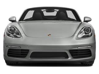 2017 Porsche 718 Boxster Pictures 718 Boxster Roadster 2D H4 Turbo photos front view