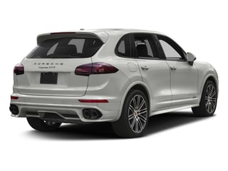 2017 Porsche Cayenne Pictures Cayenne Utility 4D GTS AWD V6 Turbo photos side rear view