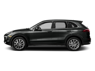 2017 Porsche Cayenne Pictures Cayenne Utility 4D S AWD V6 Turbo photos side view