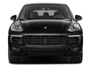 2017 Porsche Cayenne Pictures Cayenne Utility 4D S AWD V6 Turbo photos front view