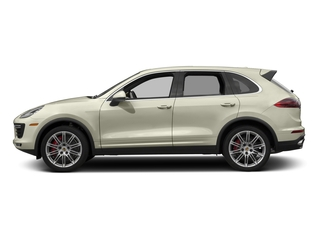 2017 Porsche Cayenne Pictures Cayenne Utility 4D S AWD V8 Turbo photos side view
