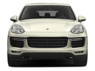 2017 Porsche Cayenne Pictures Cayenne Utility 4D S AWD V8 Turbo photos front view