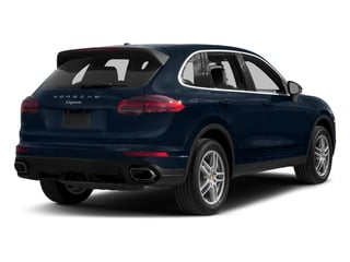 2017 Porsche Cayenne Pictures Cayenne AWD photos side rear view