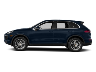 2017 Porsche Cayenne Pictures Cayenne AWD photos side view