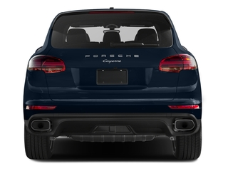 2017 Porsche Cayenne Pictures Cayenne AWD photos rear view
