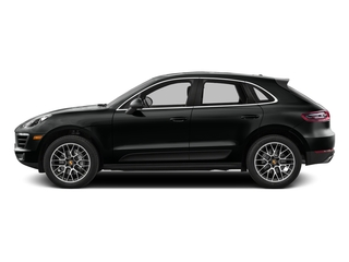 2017 Porsche Macan Pictures Macan Utility 4D Performance AWD V6 Turbo photos side view
