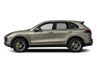 2017 Porsche Cayenne Pictures Cayenne Utility 4D S V6 e-Hybrid AWD photos side view