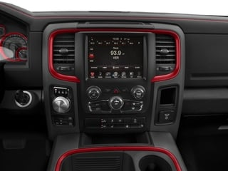 2017 Ram Truck 1500 Pictures 1500 Rebel 4x2 Crew Cab 5'7 Box photos stereo system